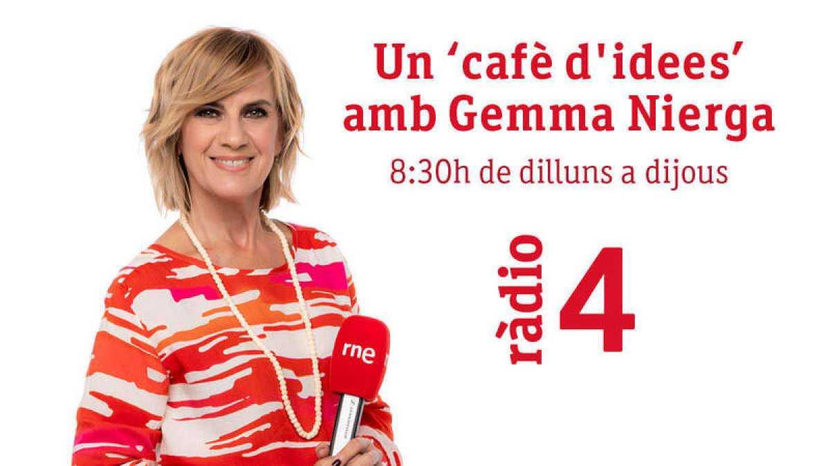 Un cafè d'Idees amb GemmaNierga