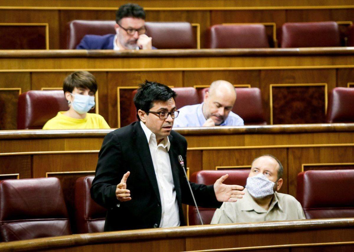 Intervención en el Pleno durante el debate del dictamen de la Comisión para laReconstrucción