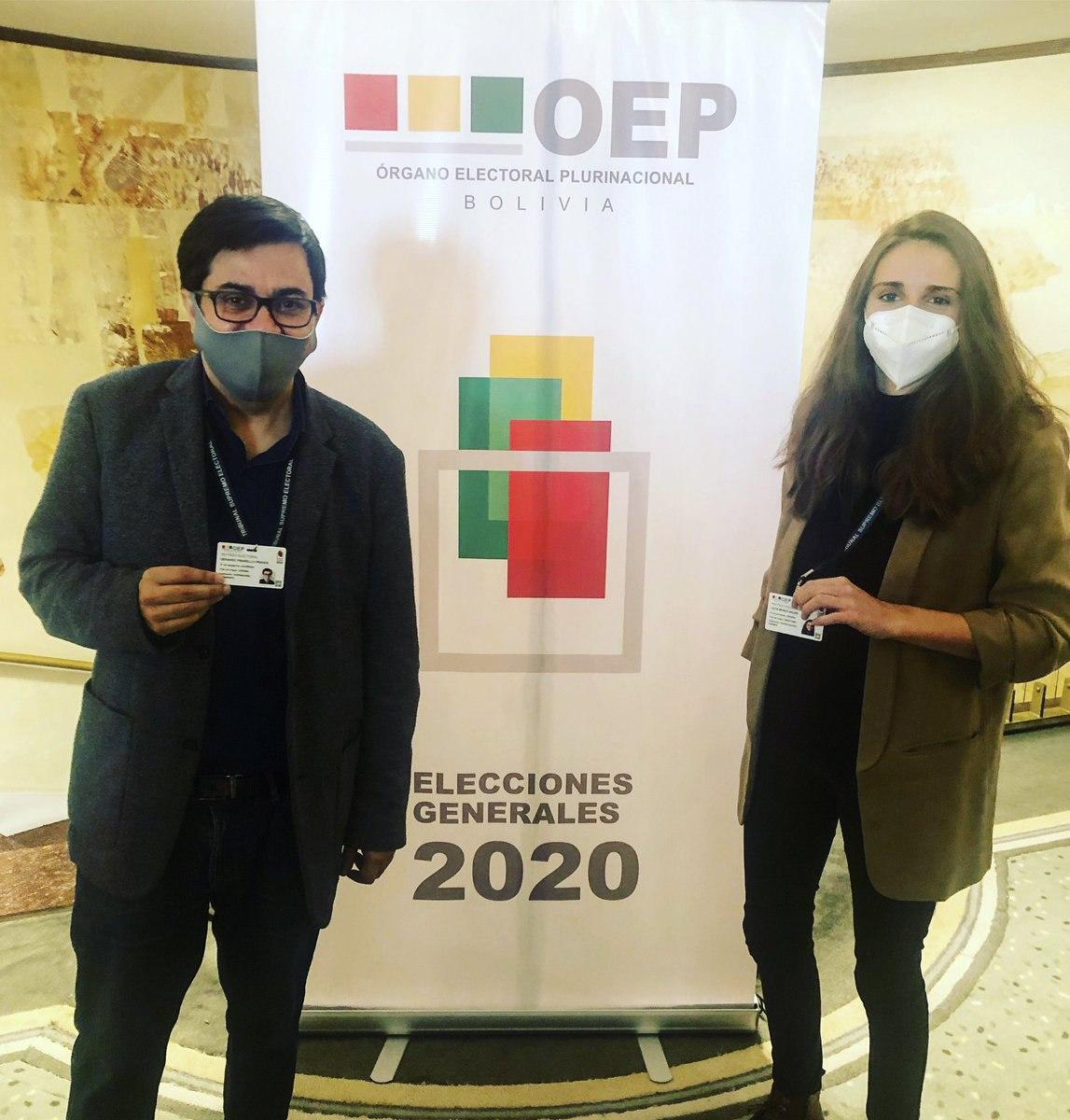 Bolivia: la revuelta de laesperanza.