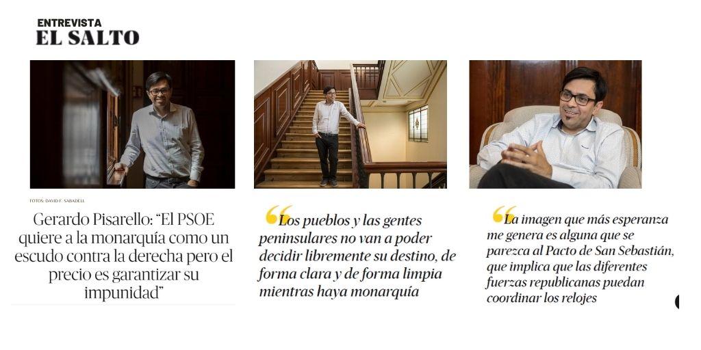 Entrevista de Pablo Elorduy para ElSalto